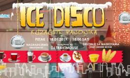 Ice Disco zabava na Klizalištu Panonika Tuzla