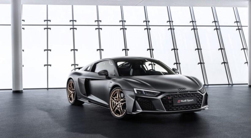 Audi R8 Decennium u čast 10. godišnjice V10 motora