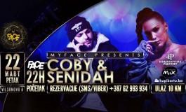 Coby i Senidah obećavaju Sarajlijama istinski spektakl, karte skoro rasprodate
