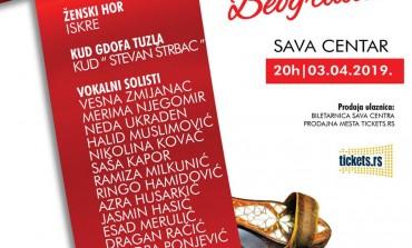 "U srijedu u Sava centru koncert ""Sevdah u Beogradu"""