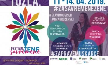 Ostao je još jedan dan za registraciju na Festival savremene žene: Pogledajte zvanični program!