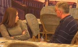 KRAJ LJUBAVI NAJKONTROVERZNIJEG PARA! Starac Milojko (74) šutnuo 53 godine mlađu Milijanu (21), pa otkrio čime ga je OMAĐIJALA! (VIDEO)