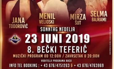 Najmasovnije druženje Bosanaca i Hercegovaca u dijaspori - Veliki Bečki teferič 23. juna