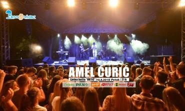 Koncert Amela Ćurića na Panonici prolongiran za 16.avgust