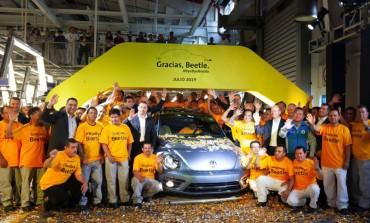 Volkswagen Buba odlazi historiju – Kraj slavne ere!