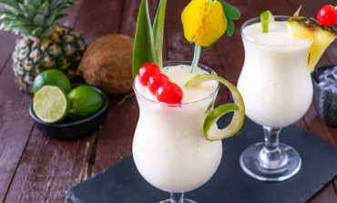 Bezalkoholona Pina Colada od samo tri sastojka