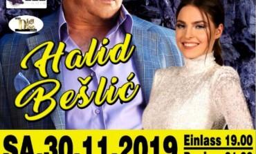 Koncert godine u dijaspori - Halid Bešlić 30.novembra u Lincu