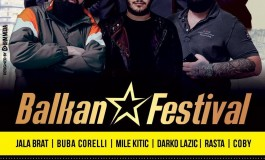 Balkan Festival u Stuttgartu: Na spektaklu nastupaju Jala Brat, Buba Corelli, Rasta, Coby...