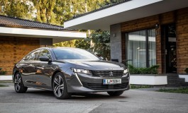 Test: Peugeot 508 Allure 2.0 BlueHDI 180 EAT8 – Kralj džungle!