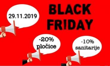 Black Friday u prodajnom salonu BIBA BiH - Posebno povoljno nabavite sve za kupatilo