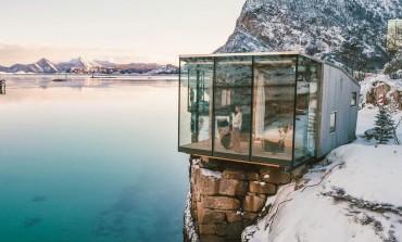 Kabine iznad norveškog mora koje se moraju naći na vašoj travel wishlisti