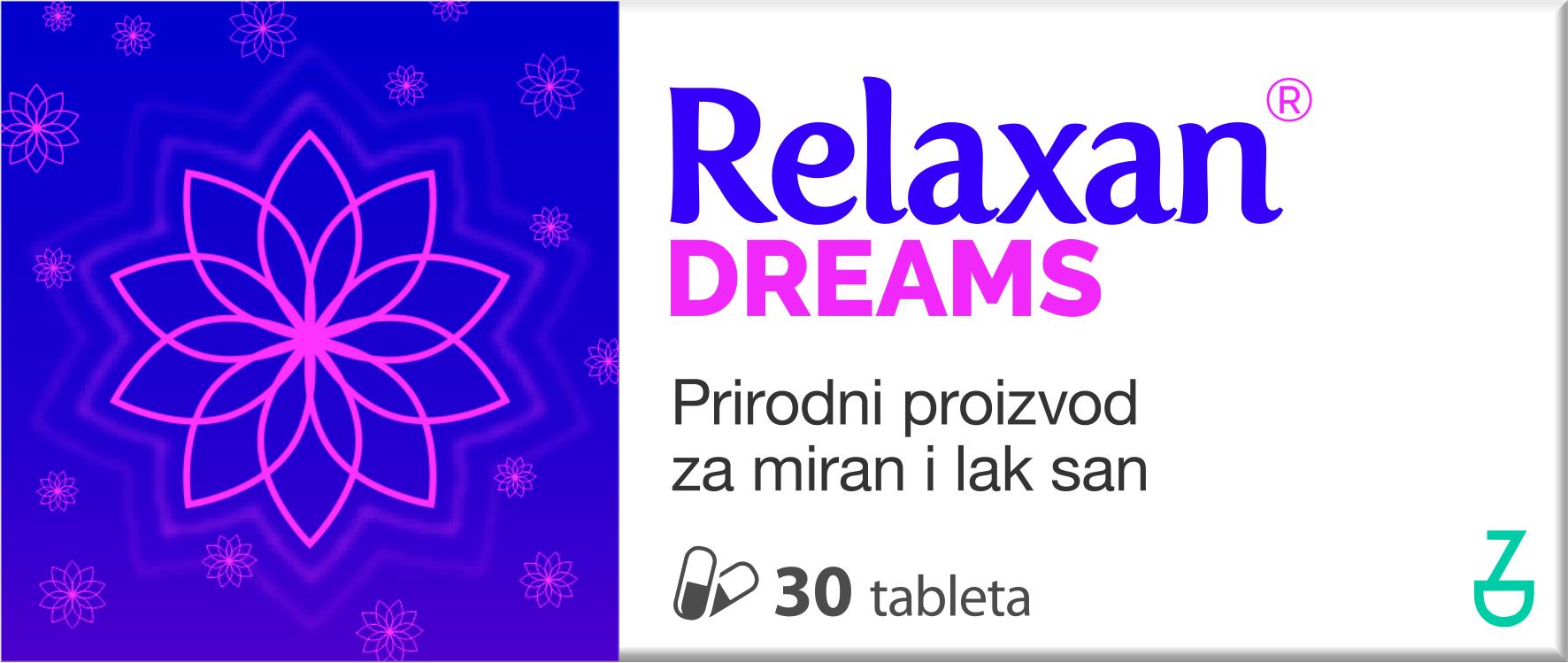 Relaxan dreams 2D