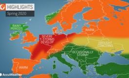 Vremenska prognoza proljeće 2020