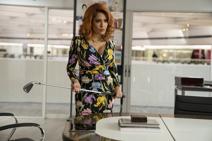 Salma Hayek as Claire Luna in Like a Boss from Paramount Pictures.