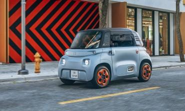 Citroen predstavio maleni električni gradski auto za koji vam ne treba vozačka