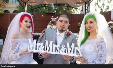 'Naša veza je sasvim normalna i treba biti prihvaćena' - U braku ih je troje i ne vide ništa loše u tome