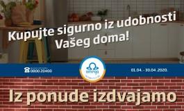 OMEGA web shop - Kupujte iz udobnosti svog doma: Pogledajte akcijsku ponudu za april
