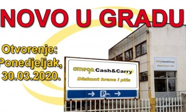 "OMEGA d.o.o otvorila prvi ""Omega Cash&Carry"" diskont hrane u Živinicama"