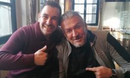 Dragan Marinković Maca kao reper u novoj pjesmi harmonikaša Samira Nurkića