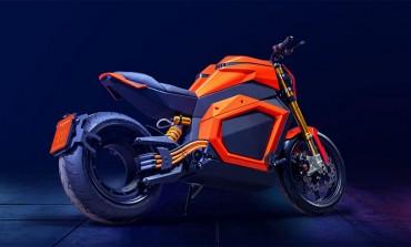 Čist futurizam – Verge električni motor