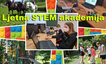 Priuštite djeci nezaboravan raspust - Upišite ih na Ljetnu STEM akademiju
