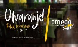 NOVO U OMEGA CENTRU ŽIVINICE: Restoran za svačiji ukus!