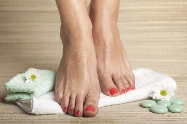 Spas za stopala: Super trik da se riješite neprijatnih mirisa nogu