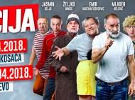 """Kultna predstava ponovo u BiH- """"Audicija"""" 19. aprila u Mostaru, dan poslije u sarajevskom BKC-u"""