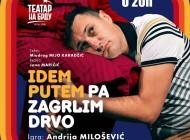 Andrija Milošević sa novom hit predstavom 5. marta u Tuzli
