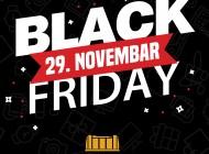 Black Friday u Robnoj kući Tuzlanka - Osvojite 500KM