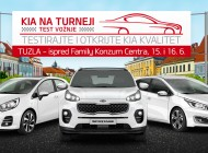 Kia na turneji 2016 - U srijedu i četvrtak u Tuzli