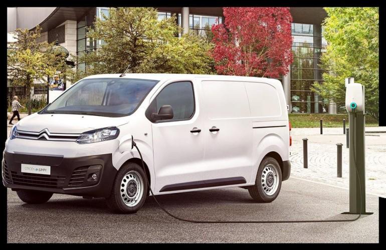 Novi Citroën Ë-JUMPY: Zna sve u električnom modu!