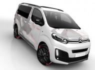 Citroën Spacetourer 4×4 Ë concept: Doživjeti avanturu