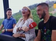 """Ovog petka u emisiji """"Oko Sarajeva"""" na Face TV-u pogledajte koliko se poznaju braća Damir i Zlatan Džumhur"""