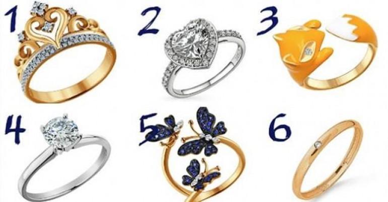 OVAJ TEST OTKRIVA ŽENSKI KARAKTER: Izaberite najljepši prsten i saznajte šta čuči u vama!