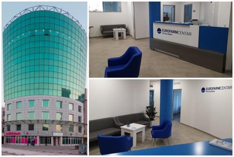 Eurofarm Centar Tuzla – Zdravstveni pregledi i Ljekarska uvjerenja na jednom mjestu
