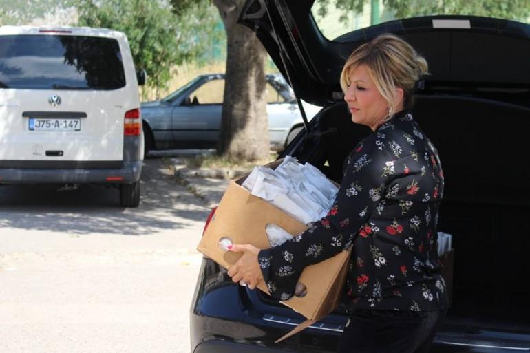 Počasna konzulica Đemila Gabriel pomogla rad Crvenog križa u Mostaru
