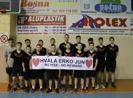 Erko Jun donirao sportsku opremu u vrijednosti 10.000 KM sportskim kolektivima u Živinicama