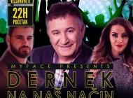 Semir Ceric Koke i muzički gosti večeras obećavaju odličan dernek u najboljem klubu u Sarajevu