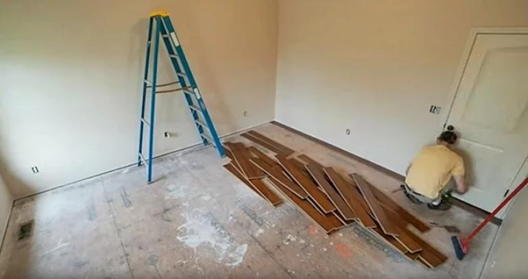 Žena mu preko vikenda nije bila kod kuće pa je odlučio uljepšati spavaću sobu, rezultat ju je oduševio