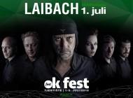 Laibach vas poziva na OK Fest! (VIDEO)