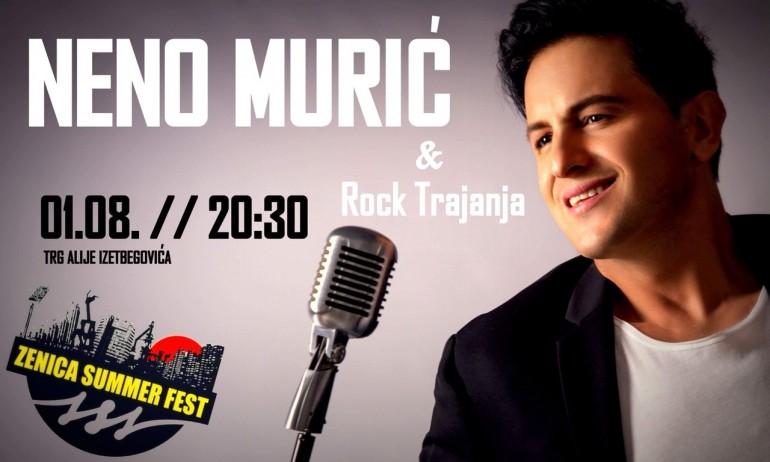 Prvi solistički koncert Nene Murića u Zenici