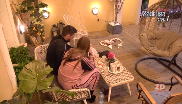 JA NE MOGU SA TIM DA ŽIVIM! Nakon što je ABORTIRALA Miljana se kroz JECAJE JADALA Zoli, on je tješio! (VIDEO)