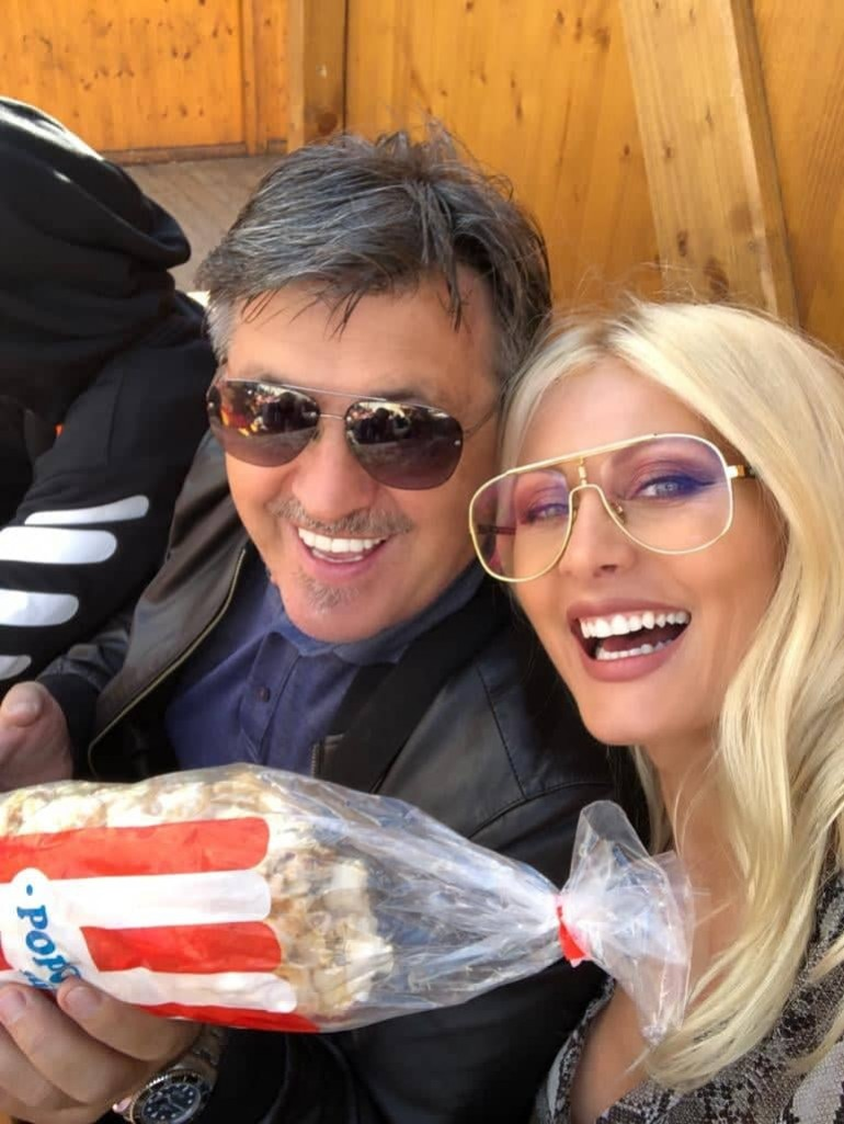 Slađana Mandić uživala na Oktoberfestu