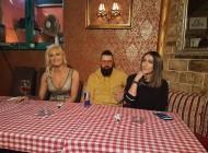 Slađana Mandić se družila sa novinarima u Sarajevu i predstavila novu pjesmu
