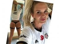 Danska manekenka zove fudbalere - Ko će da priđe odpozadi?