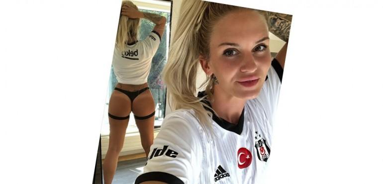 Danska manekenka zove fudbalere – Ko će da priđe odpozadi?
