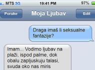 SMS DANA: Pitao je DJEVOJKU za njene SEKSUALNE fantazije, a kada mu je odgovorila zakopala ga TOTALNO!
