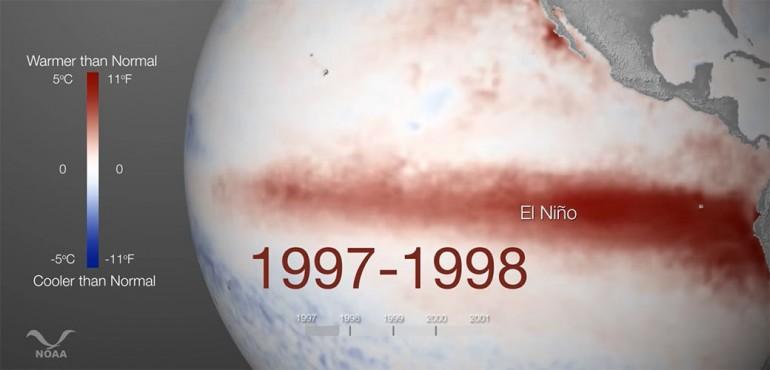Vremenska prognoza za zimu 2019 – Sprema se globalni klimatski fenomen koji će se odraziti na cijelu planetu