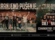 """""""Cult band"""" u Austriji nastupa sa """"Zabranjenim pušenjem"""""""
